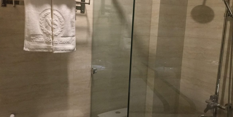 deluxe double wc