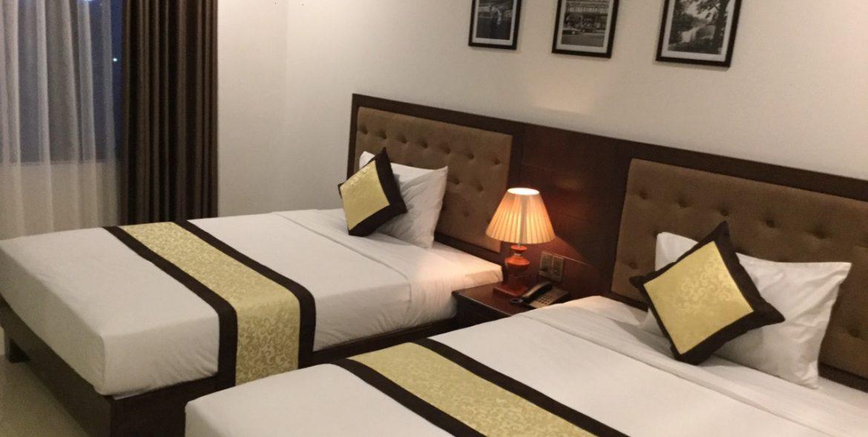 nam son hotel - twin room 2