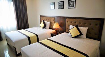 nam son hotel - twin room 5